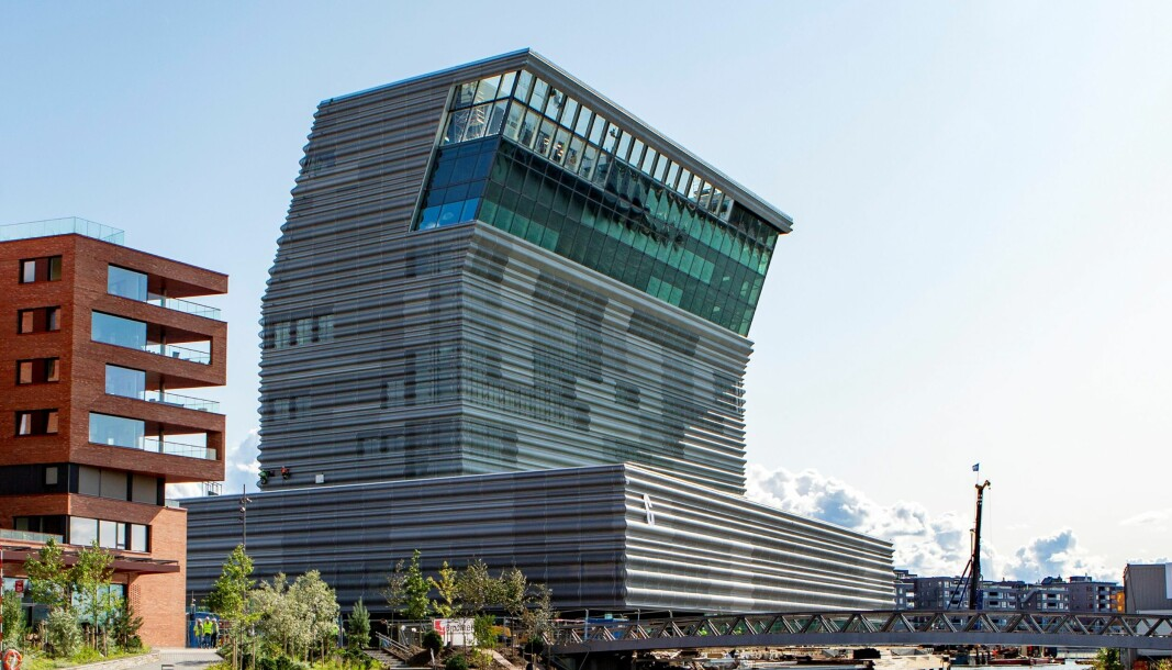 Det nye Munchmuseet skulle egentlig åpne denne høsten. Nå blir dessverre åpningen utsatt til våren 2021.