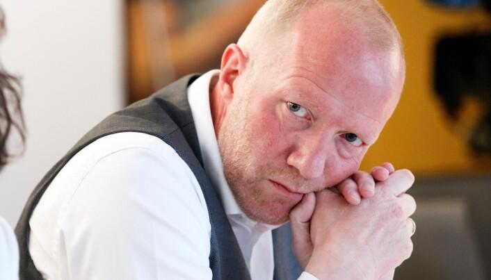 — Usedvanlig tåpelig av kommunalt eide Ruter. Og det sender fullstendige gale signaler dersom målet er en mer åpen kommune i Oslo, sier generalsekretær Arne Jensen i Redaktørforeningen.