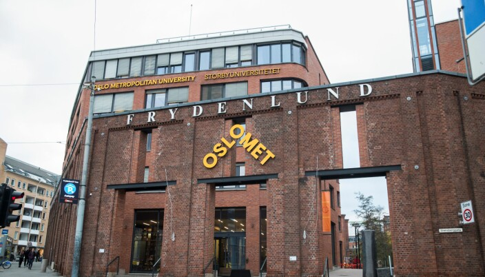 OsloMet har fått 500 flere registrerte studenter siden i fjor.