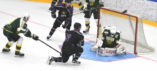 Koronautbruddet sikrer Grüner plass i hockeyens øverste divisjon også neste sesong