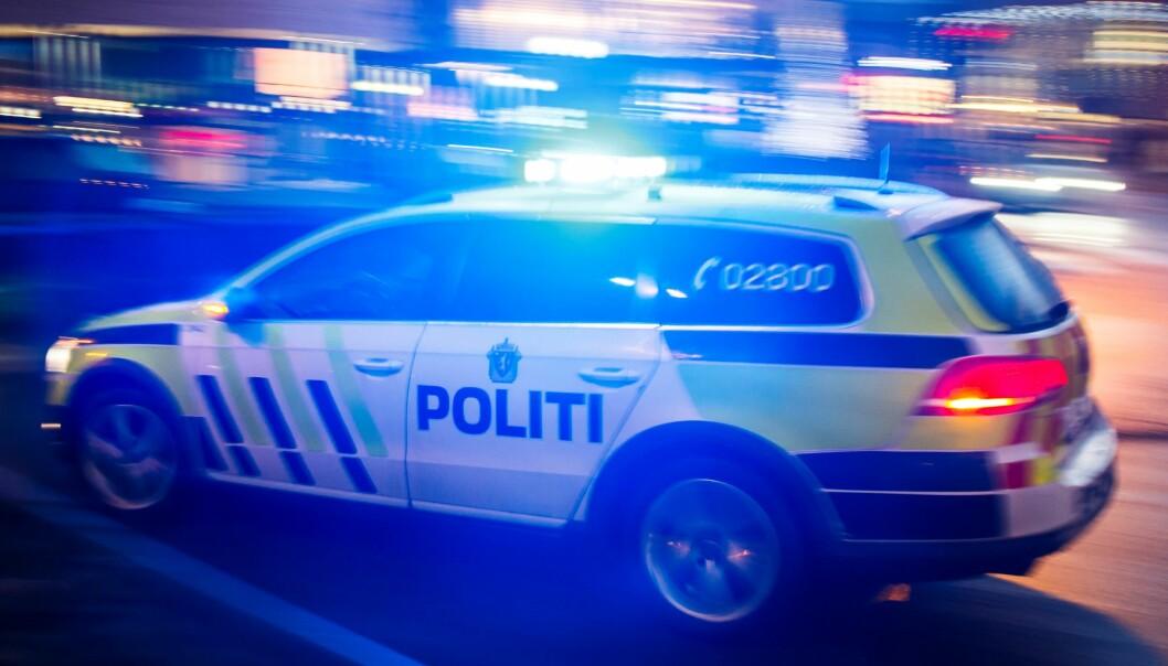 En person er lettere skadet etter en knivstikking på Jordal onsdag kveld.