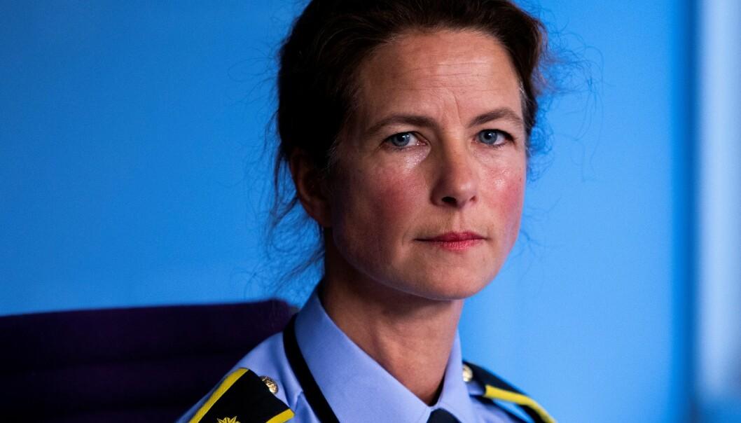 —Vi kjenner ikke omfanget av skadene på de fornærmede ennå, sier leder Anne Alræk Solem i seksjon for etterforskning av alvorlige voldssaker i Oslo politidistrikt.