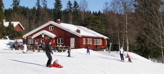 Bymiljøetaten stenger sportsstuene i Oslomarka inntil videre