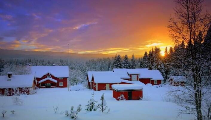 Lørenseter i Nordmarka