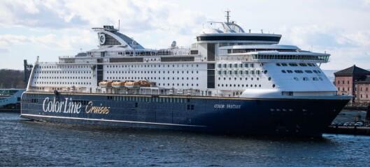 Color Line kansellerer alle Oslo-avganger til Kiel igjen