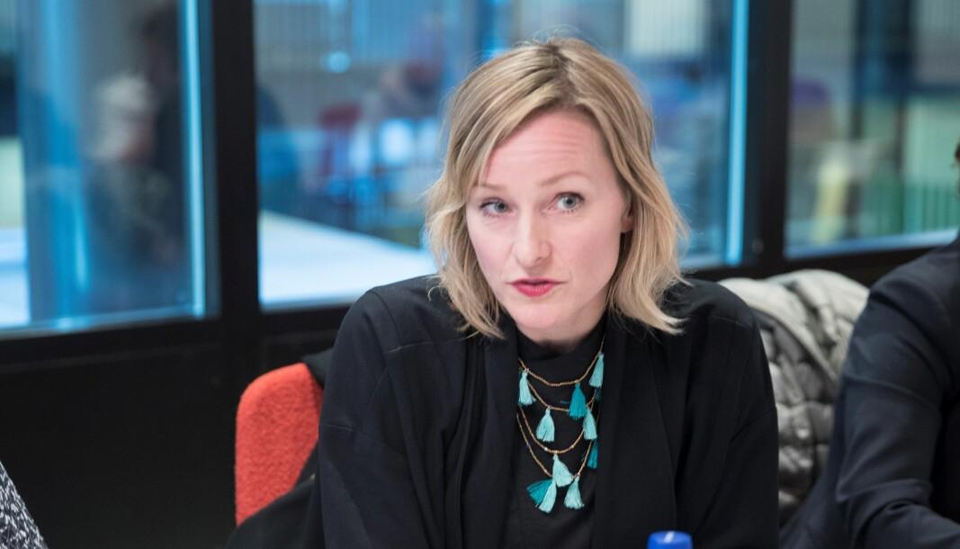 — Den ene eleven i en klasse som ikke får det samme tilbudet som resten, er en elev for mye, sier Inga Marte Thorkildsen (SV).