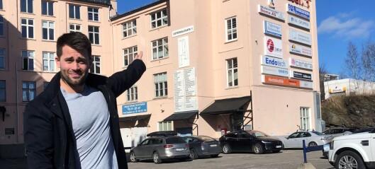 Gamle Sætre kjeksfabrikk på Vålerenga står for utbygging. Nå pågår dragkampen om hva som skal skje på tomta