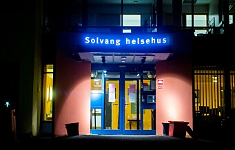 Koronasmitte ved 17 sykehjem i Oslo: - Vi har smitte på veldig mange institusjoner. Det er utrolig krevende