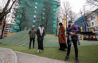 Arbeidene på Enerhaugen studenthus jager beboerne ut på gata, og der skal de jo ikke være