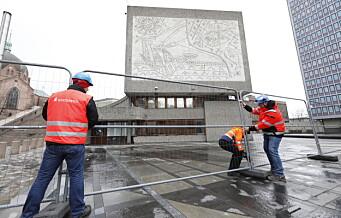 Oslo tingrett kan avgjøre Y-blokkas skjebne