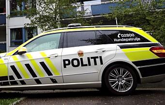 To biler fikk skader i påsatt brann på Hovseter i Oslo