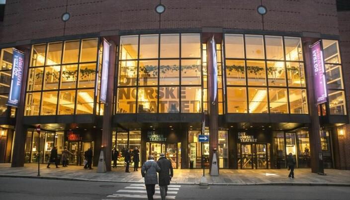 250 blir permittert fra Det norske teatret på grunn av koronakrisen.