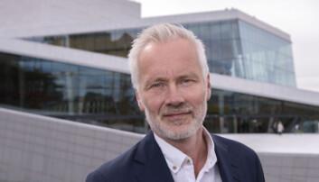 Direktør Geir Bergkastet opplyser om at ledergruppa ved Operaen går ned med 20 prosent i lønn.
