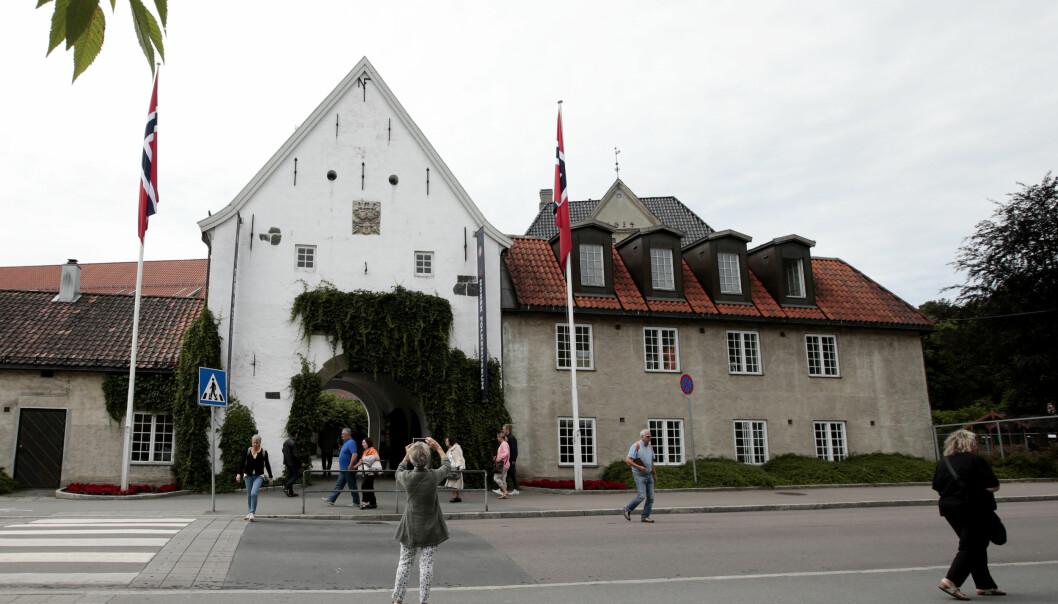 Mange ansatte på Norsk Folkemuseum på Bygdøy ble mandag permittert.