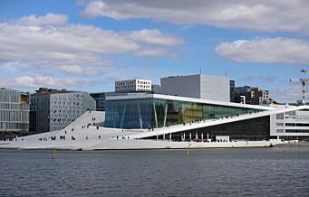 Massepermitteringer ved Operaen og Det Norske Teatret