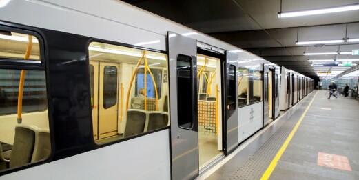 Kollektivtrafikken i Oslo kan stå overfor drastiske kutt