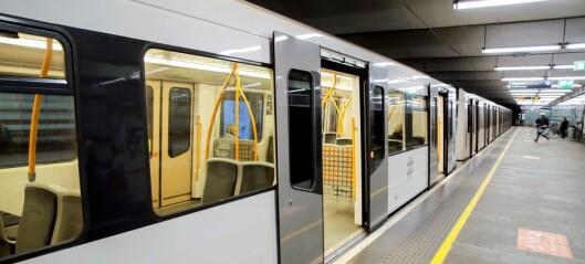 - Vi trenger ny T-bane gjennom Grünerløkka, Sagene og Ullevål i tillegg til ny sentrumstunnel via Stortinget