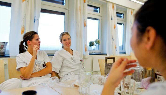 38 ansatte ved Oslo universitetssykehus er unntatt karantenebestemmelsene siden koronaviruset startet for fullt.