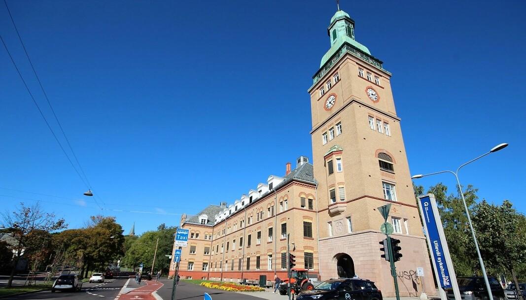 I alt seks personer har dødd ved Oslo universitetssykehus på grunn av koronavirus.