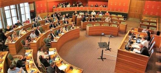 Tverrpolitisk enighet om koronatiltak i bystyret