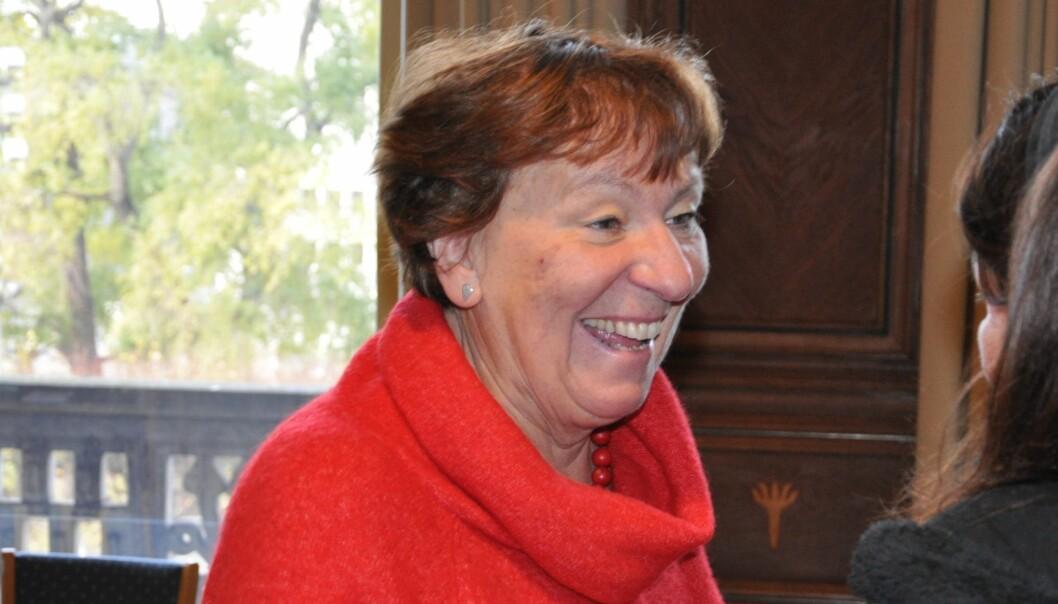 Ordfører Marianne Borgen (SV) mer enn antyder i en epost til VårtOslo at Høyre slår politisk mynt på koronakrisen.
