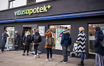 Ledigheten stiger i Oslo. Frogner, Grünerløkka, Gamle Oslo og St. Hanshaugen hardest rammet