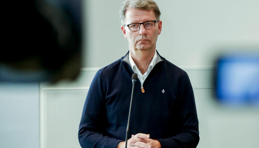 Oslo helsebyråd Robert Steen (Ap) sier at koronatiltakene vil kunne vare en god stund. Bevegelsesfriheten kan bli begrenset ut året.