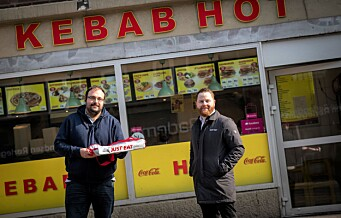 Kebab Hot på Carl Berner tok to smarte grep under koronakrisen: - Vi har mer å gjøre nå
