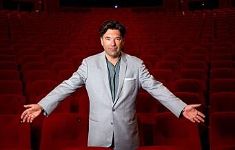 Jan Vardøen åpner Norges største drive in-kino på Tryvann i påsken