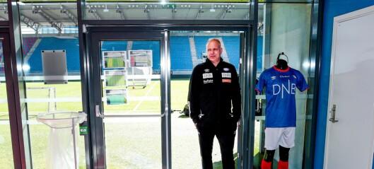 Vålerenga-trener Dag-Eilev Fagermo: - Jeg støtter grepene myndighetene har tatt