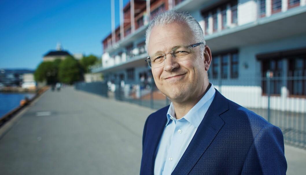 —Vi er opptatt av at virksomhetene i havna skal komme i funksjon igjen når situasjonen normaliserer seg, sier styreleder Roger Schjerva i Oslo Havn.