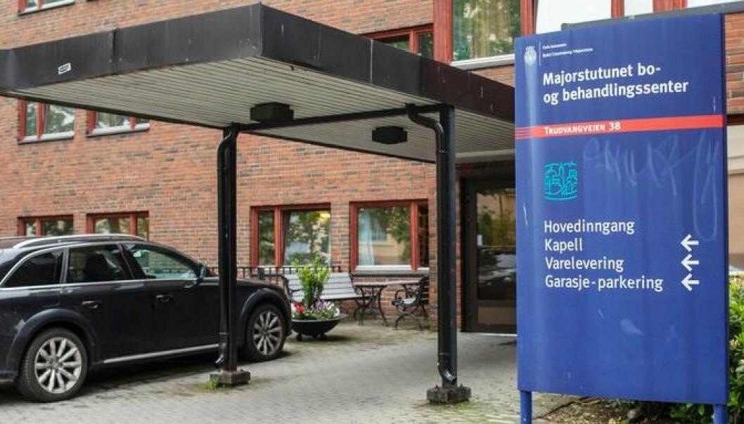 To beboere ved Majorstutunet døde lørdag etter koronasmitte. Tilsammen er 10 beboere ved sykehjem i Oslo døde av koronasmitte.