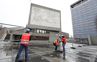 Oslo tingrett sier nei til kravet om å utsette rivingen av Y-blokka