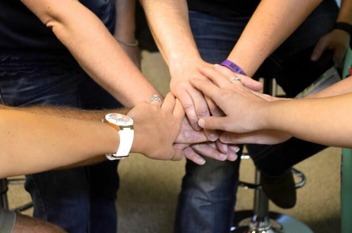 En rekke fagpersoner fra både stat og kommune samarbeider om å gi den psykisk syke personen en best mulig behandling og oppfølging. Foto: Pxhere