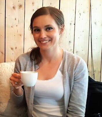 Elize Liljenkvist, frivillighetskoordinator i Bydel Frogner.