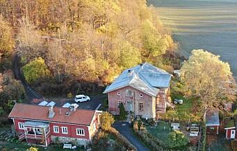 Statsbygg pusser opp Hengsenga på Bygdøy