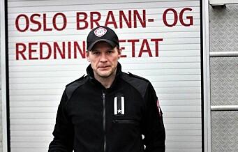 Oslo-brannvesenet vurderer totalforbud mot bål og grilling