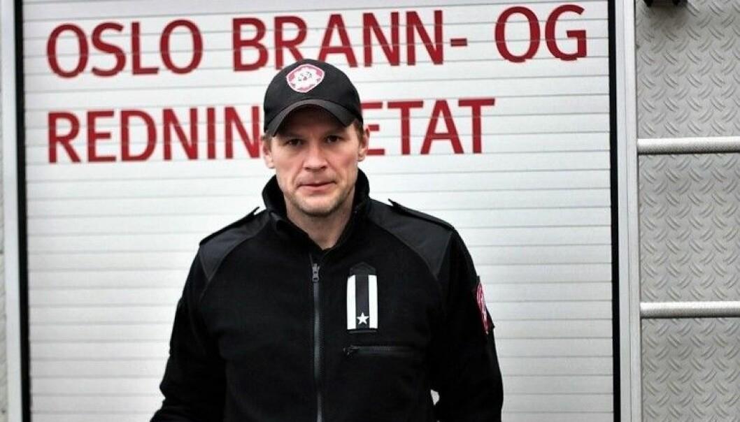 — Det er mange som ikke ser konsekvensene av sine handlinger, sier branninspektør Sigurd Folgerø Dalen.
