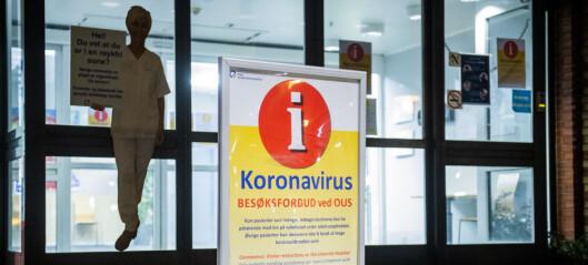 Ingen beboere smittet på sykehjem i Oslo