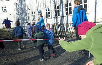 Ni av ti barnehager i Oslo åpne fra onsdag