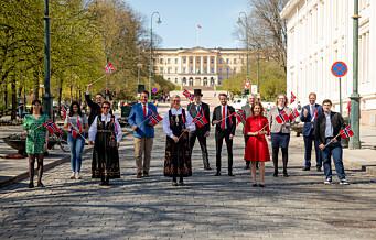 Slik blir 17. mai-feiringen i Oslo