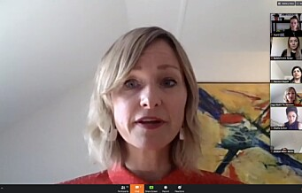 Bydelsmødre møtte byråd Inga Marte Thorkildsen i et webmøte om oppstart av barnehager og skoler