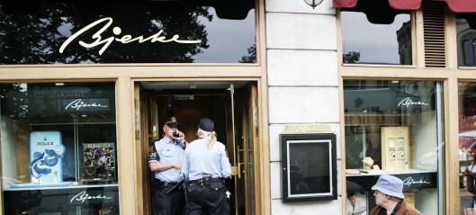 To menn tiltalt etter mislykket ransraid med hagle mot Circle K på Storo og Urmaker Bjerke i sentrum
