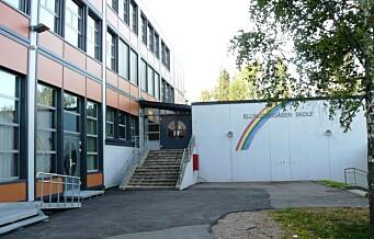 Elevene på Ellingsrudåsen skole skal drilles i håndvask