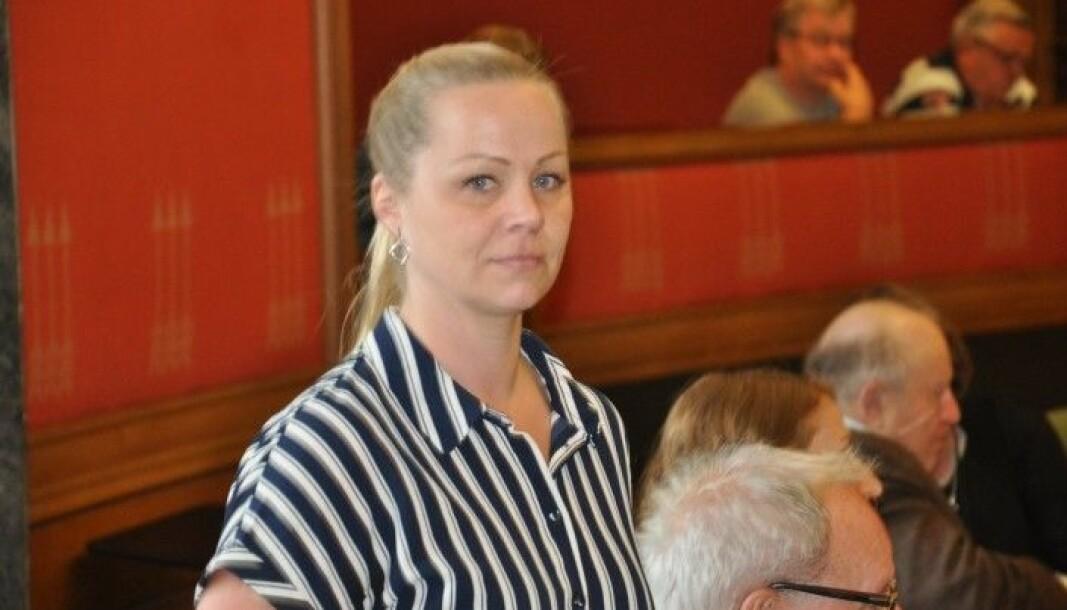 Gruppeleder i bystyret Eivor Evenrud har bestemt seg for om Rødt skal stille mistillit til Lan Marie Nguyen Berg. Det blir pressekonferanse kl 12.