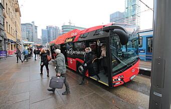 Ruter innfører maksbegrensning på antall passasjerer. – Er det ikke ledig sete eller ståplass, må du vente på neste avgang