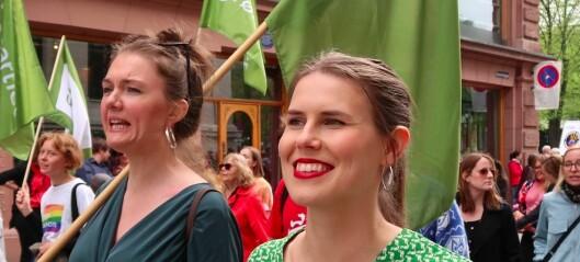 Sirin Stav tar over etter Lan Marie Berg: – Lan er et stort forbilde