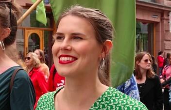 Sirin Hellvin Stav kan erstatte Lan Marie Berg