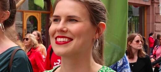 MDG vil ha Sirin Hellvin Stav som erstatter for Lan Marie Berg i byrådet i Oslo