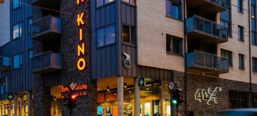 Ringen kino på Grünerløkka åpner neste helg. Kan ha maks 50 på hver filmvisning